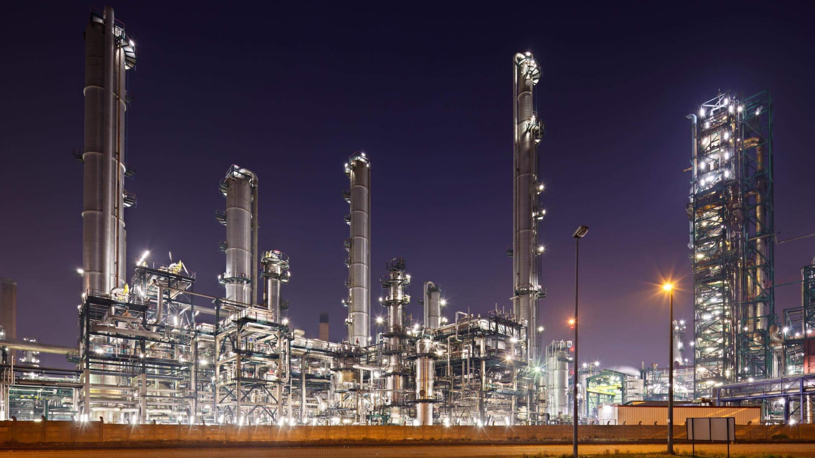 Emergency Chiller For Refinery Aggreko